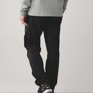 Lululemon Men's Seawall Track Pant 2.0 Black Large